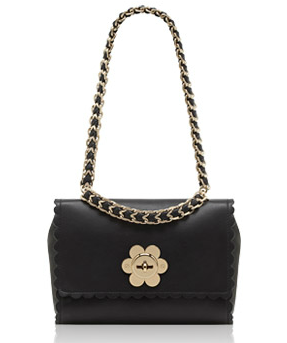 mulberry cecily with flower bag