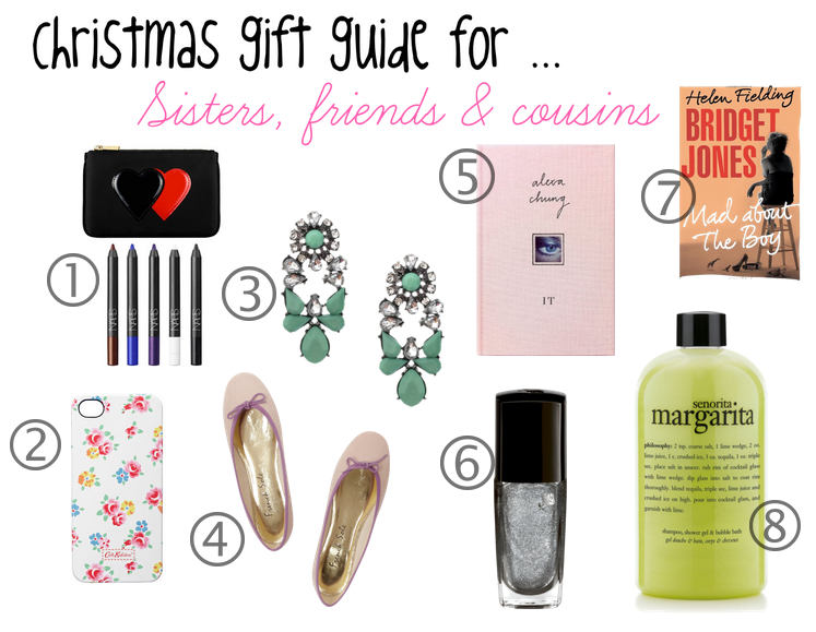 Christmas gift guide: What to buy for sisters, (girl) friends ...