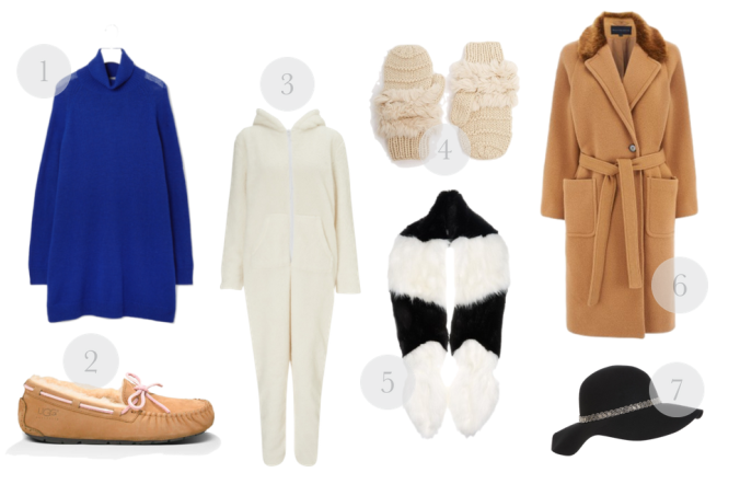 aw14, aw14 style, aw14 fashion, winter fashion, camel coat, wool coats, investment coats, ugg slippers, ugg sheepskin slippers, jumper dress, faux fur stole, faux fur scarf, shopping, winter wishlist, wednesday wishlist, dress with press, fashion bloggers